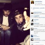 Le cliché de star le plus plébiscité sur Instagram en 2014