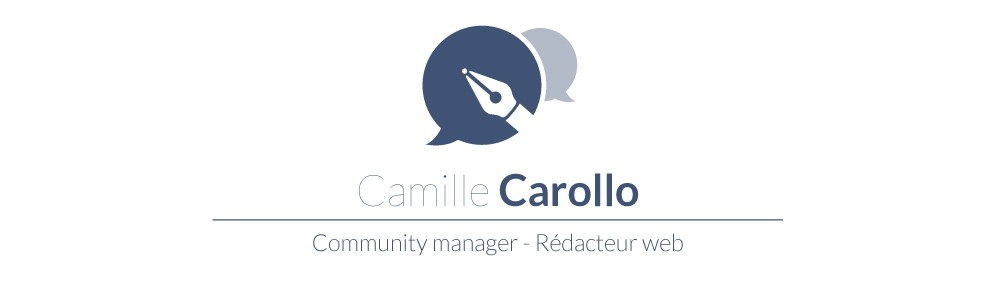 ★★★ Camille Carollo | Community Manager Freelance à Paris ★★★