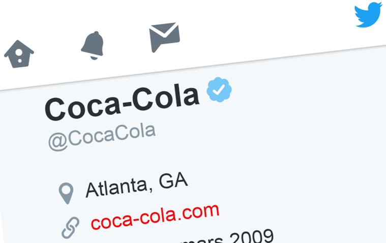 Obtenir un compte certifié Twitter